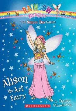 Alison the Art Fairy (Paperback)