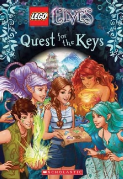 Quest for the Keys (Paperback)