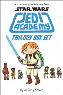 Star Wars Jedi Academy Trilogy Box Set (Hardcover)
