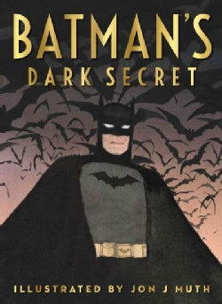 Batman's Dark Secret (Hardcover)