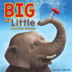 Big and Little Are Best Friends (Hardcover)