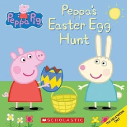 Peppa's Easter Egg Hunt (Paperback)