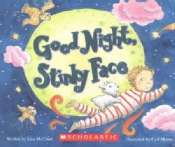 Goodnight, Stinky Face (Board book)