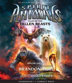 Tales of the Fallen Beasts (CD-Audio)