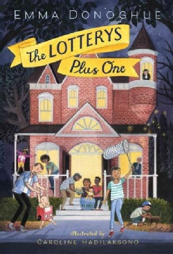 The Lotterys Plus One (Hardcover)