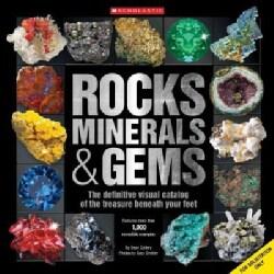 Rocks Minerals & Gems (Paperback)