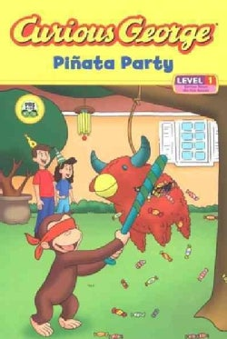 Curious George Pinata Party (Paperback)