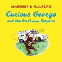 Curious George and the Ice Cream Surprise (Paperback)
