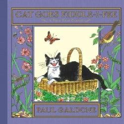 Cat Goes Fiddle-i-fee (Hardcover)