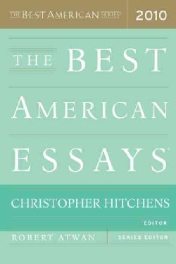 The Best American Essays 2010 (Paperback)