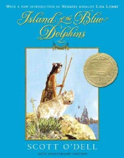 Island of the Blue Dolphins (Hardcover)