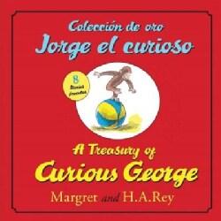 Coleccion de oro Jorge el curioso / A Treasury of Curious George (Hardcover)