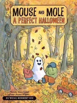 Mouse and Mole A Perfect Halloween (Hardcover)
