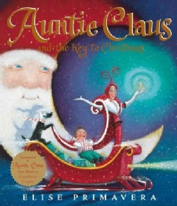 Auntie Claus and the Key to Christmas (Paperback)