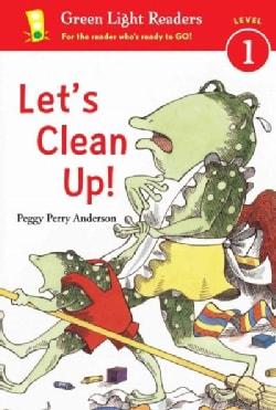 Let's Clean Up! (Paperback)