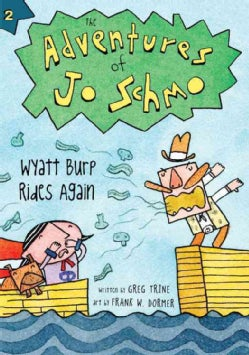 Wyatt Burp Rides Again (Hardcover)