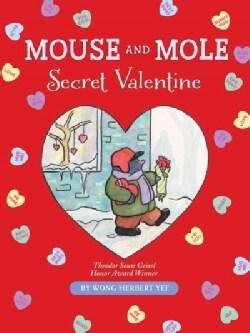 Secret Valentine (Hardcover)