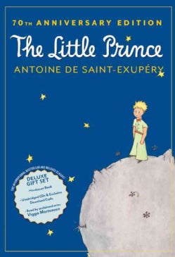 The Little Prince 70th Anniversary Gift Set