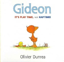Gideon: It's Play Time, Not Naptime! (Board book)