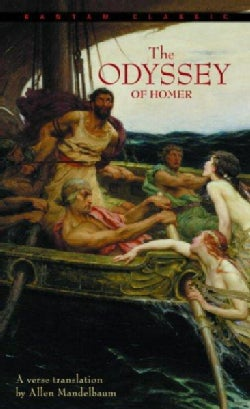 The Odyssey of Homer: A New Verse Translation (Paperback)