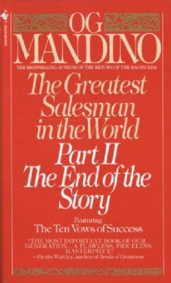 Greatest Salesman in the World Part II: The End of the Story (Paperback)