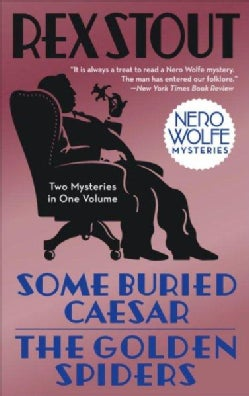Some Buried Caesar & The Golden Spiders (Paperback)