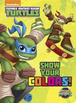 Show Your Colors! Bright & Early Board Books (Board book)