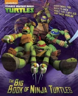 The Big Book of Ninja Turtles (Hardcover)