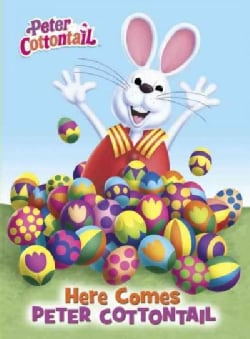 Here Comes Peter Cottontail Bright & Early Board Books (Board book)
