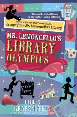 Mr. Lemoncello's Library Olympics (Hardcover)