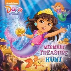 Mermaid Treasure Hunt (Paperback)