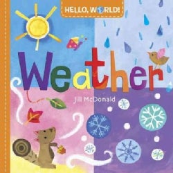 Weather (Board book)