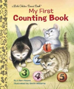 My First Counting Book (Board book)