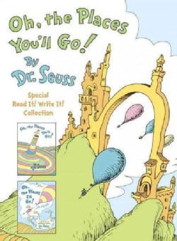 Oh, the Places You'll Go! / Oh, the Places I'll Go! by Me Myself: I Wrote It! I Drew It! With Some Help from My F... (Hardcover)