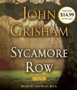 Sycamore Row (CD-Audio)