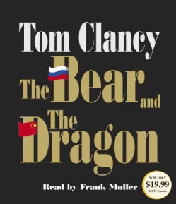 The Bear and the Dragon (CD-Audio)