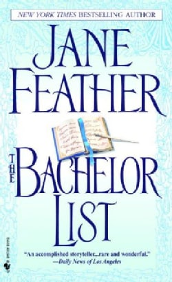 The Bachelor List (Paperback)