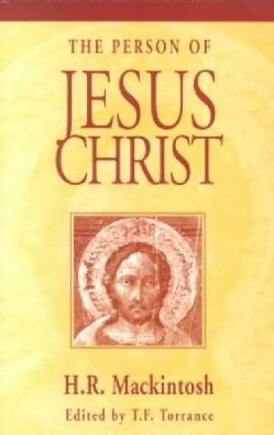 Person of Jesus Christ (Paperback)