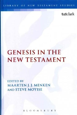Genesis in the New Testament (Hardcover)