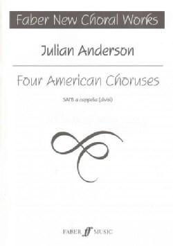 Four American Choruses (Paperback)