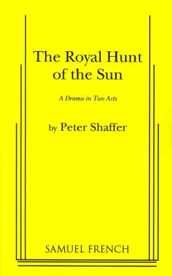 The Royal Hunt of the Sun (Paperback)