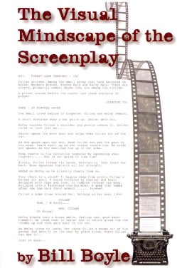 The Visual Mindscape of the Screenplay (Paperback)