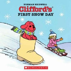 Clifford's First Snow Day (Paperback)