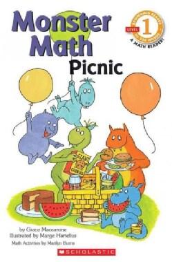 Monster Math Picnic (Paperback)