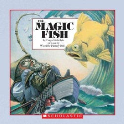 The Magic Fish (Paperback)