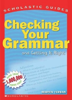 Checking Your Grammar (Paperback)