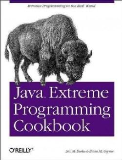 Java Extreme Programming Cookbook (Paperback)