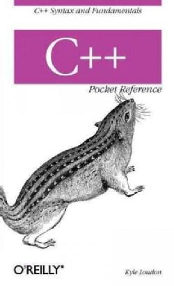 C++ Pocket Reference (Paperback)
