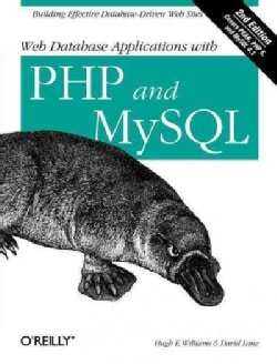 Web Database Applications With Php and Mysql (Paperback)