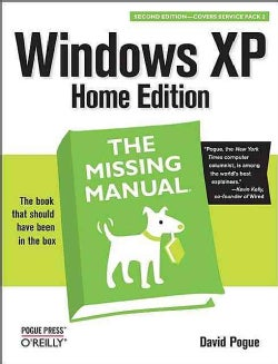 Windows XP Home Edition: The Missing Manual (Paperback)
